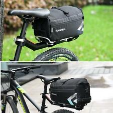 Cycling Bicycle Bike Saddle Seat Tail Rear Bag Storage Pouch Carrier