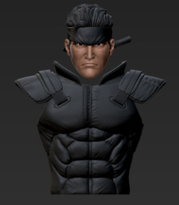 One12 Metal Gear 2 Solid Snake