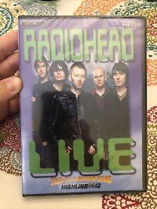 Radiohead - Live (DVD, 2008)