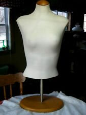 "Table Top Mannequin With Stand Female Torso 24""-41"" Seven Continents Mannequin"