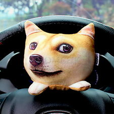 Shiba Inu Car Charcoal Dehumidifier Auto Room Bamboo Deodorizer Cute Puppy Plush