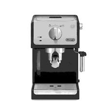 DE LONGHI Macchina per Caffè Espresso SILVER ECP33.21