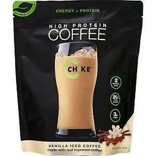 Chike Nutrition High Protein Coffee Vanilla Iced Coffee 16 oz