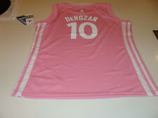 NBA Toronto Raptors DeMar DeRozan Pink Jersey Youth XL Girls 2015-16 Logo