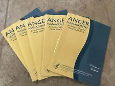 LOT Anger Management Substance Abuse Mental Health Clients Participant Workbook