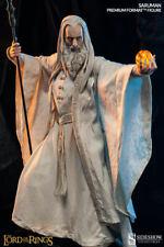 Lord of the rings Saruman Premium Format Sideshow statue.  NIB Hobbit