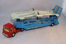 Corgi Toys 1104 Bedford Carrimore Car Transporter in excellent condition