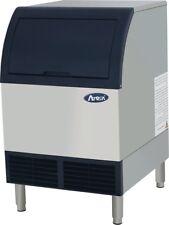 Atosa Yr280 Ap 161 Undercounter Ice Maker With 88 Lb Storage Bin Cube Styler 283lb