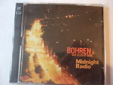 BOHREN & DER CLUB OF GORE midnight radio 2CD  RE 2015 chris isaac ulver
