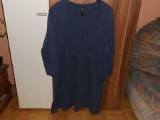 Super süßer Damen Long Woll Pulli Kleid Gr.40 / 42