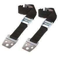 2x Flat TV Furniture Anti-tip Safety Anchor Straps Adjustable Fixed Belt WE