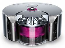 MakeOffer Dyson 360 Eye Robot Vacuum Cleaner RB01NF Fuchsia Pink Red Cyclone