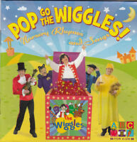 THE WIGGLES Pop Go The Wiggles! CD NEW ABC For Kids Nursery Rhymes And Songs