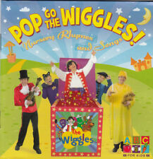 THE WIGGLES Pop Go The Wiggles! CD NEW ABC For Kids Nursey Rhymes And Songs