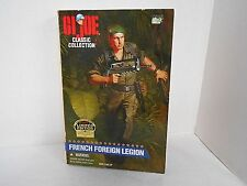 GI Joe Classic Collection French Foreign Legion Limited Edition  NEW 1997 Hasbro