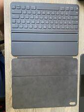 Apple Smart Keyboard Folio Case for 12.9-inch iPad Pro (3rd Generation), Black -