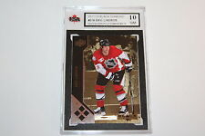 Eric Lindros 2011-2012 Black Diamond Gold Card #5/10 Card KSA Graded 10!!!