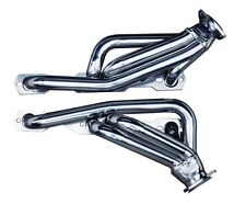 Small Block Chevy S10 Blazer Exhaust Headers w/ Angle Plugs SBC S10 2WD CS11AP-P