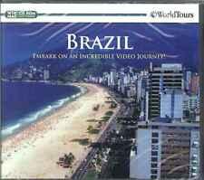 Brazil, World Tours, Video Journey, PC & MAC, XP, New