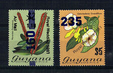 GUYANA 1981/2 ROYAL WEDDING 1.10 OFFICIAL COMMEMORATIVE STAMP EX BOOKLET MNH