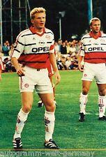 Stefan Effenberg Bayern München 1999-00 seltenes Foto+4