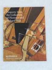 PROPERTY FROM THE COLLECTION OF FLORENCE AND RICHARD WEIL  Sotheby's Catalog
