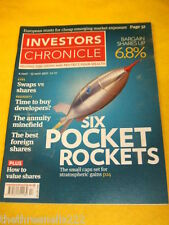 INVESTORS CHRONICLE - THE ANNUITY MINEFIELD - MAY 6 2011