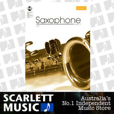 AMEB Alto Sax Saxophone Series 2 - Grade 1 ( One / First ) Book *BRAND NEW*