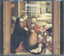Alitalia Dieci Anni Di Concerto Di Natale Box 2X Cd Perfetto