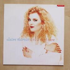 CLAIRE MARTIN Devil May Care UK audiophile vinyl LP Linn Records  AKH 021 1993