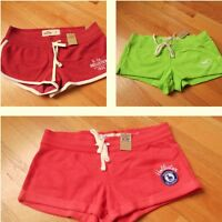 NWT Hollister  Athletic Shorts Medium  3 Colors/Styles  Available
