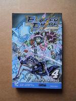Blazer Drive Vol.4 Seishi Kishimoto ed. Gp Manga [G245]
