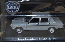 Lancia Trevi Volumex Seconda Serie 1983 Grigio - NOREV 1:43
