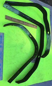Studebaker, 1953 and 1954 bumper bracket, 534031.   Item:  9687b