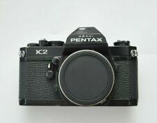 Pentax Asahi K2 35mm SLR Film Camera * for parts not working as is *