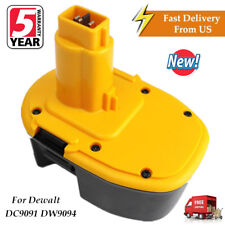 NEW For Dewalt DC9091 14.4V XRP Battery DW9091 DW9094 Ni-CD Extended Power Tools