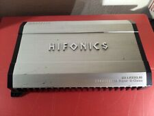 Hifonics BRUTUS BRX2000.1D 2000 Watts Super D - Class Amplifier