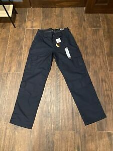 NWT 511 Tactical TacLite EMS Pants 74363 Navy Blue Mens Size 34x34