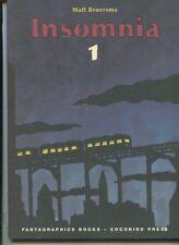 Insomnia  #1 2005 Fantagraphics Books  unread NM Graphic Novel MBX73