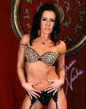 Inari Vachs Adult Star Signed Photo 8x10 #42 AVN Hall of Fame 2012 XRCO HOF