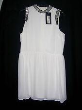 Marks and Spencer Polyester Sleeveless Formal Women's Dresses