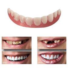 Perfect Instant Smile Comfort Fit Flex Teeth Whitening Denture Paste CoverZP