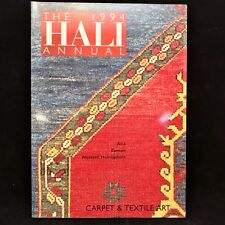 The HALI Annual 1994 Carpet And Textile Art Asia Europe Western Hemisphere