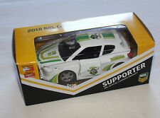 Canberra Raiders 2018 NRL Official Supporter Collectable Model Car