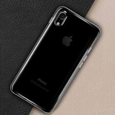 For iPod touch 5th/6th iPhone X 8 6s Silicone Clear Bumper Rubber TPU Case Cover