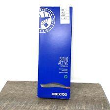 Birkenstock Insole Birko Active Black Full Length - Size 44 (US 11) NWB