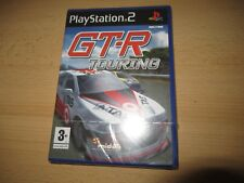 GTR Touring - PlayStation 2 PS2 - New & Sealed pal version