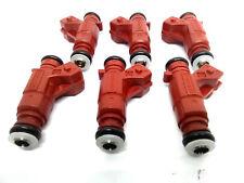 (6)OEM Bosch Fuel Injector 0280155109 FOR  MERCEDES-BENZ W203 C209 A209 2.6 3.2L