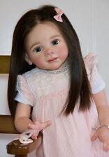 CUSTOM ORDER Reborn Toddler Doll Baby Girl Fritzi by Karola Wegerich