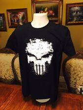 New! Exclusive Punisher T-Shirt Size: Large (Marvel / Nerd Comic Block)